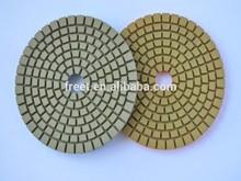 "3"" diamond wet polishing pads for granite"