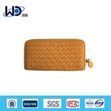 Ladies hand full grain leather purse