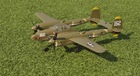 New product Easy Sky micro rc rtf electric plane P-38 Lightning 5Ch Ready to Fly in china