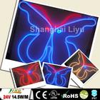 shanghai liyu manufacturer new products flex led neon rgb neon strip