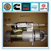 foton truck engine parts starters