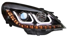HEAD LAMP FRONT LAMP HEADLIGHT AUTO LAMP AUTO PARTS CAR ACCESSORIES FOR VW