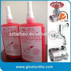 Anaerobic adhesive Liquid Thread Sealant with PTFE