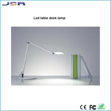 Full 360 degrees adjustable arm design bankers led desk lamp