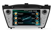 2 din Car dvd player with gps/radio/mp3/audio system for Hyundai IX35