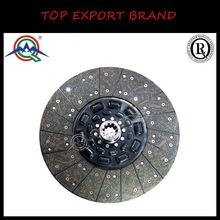 wear resistant and environmentally friendly clutch plate assembly (double spring) for Dongfeng EQ153