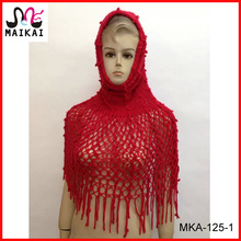 Wholesale new fashion knitted neck and shoulder warmer