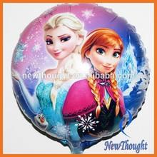 Wholesale Frozen helium foil balloons for festival