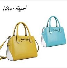 2012 new fashion mature design lady PU tote bag