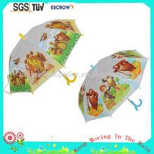 Top quality professional children bottle cap umbrella