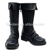 Cosplay Boots Inspired by Hetalia Prussia Gilbert Beilschmidt Cool