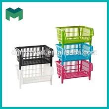 Stackable Plastic Basket