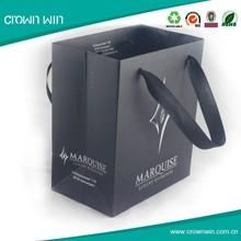 Fancy Jewelry Ribbon Tie Gift Bags Wholesale