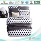 cheap double size 3pcs unique bedroom sets