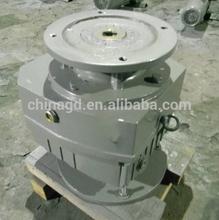 R Serial helical gear box mount