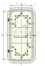 gute qualit t hotsell neue amerikanische meeres fenster. Black Bedroom Furniture Sets. Home Design Ideas