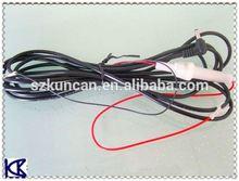 1m 2m 3m car use DC 5.5*2.1mm black box cable