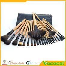 Wholesale Professional Wood Makeup Brush Kit