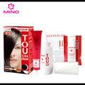 private label saudável azeite de cabelo cor de creme para o sexo masculino
