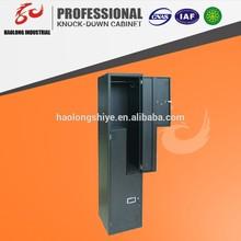 2014 hot selling cold rolled steel 2 door metal locker