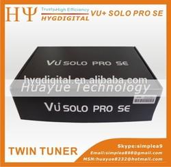 Smart TV Player VU+SOLO PRO SE Digital Satellite Receiver factory price DVB-S2