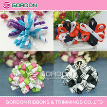 All kinds of fashion accessories, wholesale hair clip, kids/child grosgrain ribbon and bow hair clip