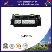 (CS-PUG3222) toner laser cartridge for panasonic UF-490CN UF490cn UF 490 UG3222 UG3221 UG 3222 3221 bk (6k pages)