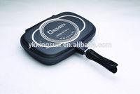 Aluminum air frying pan