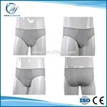 100% pure cotton disposable mens panties