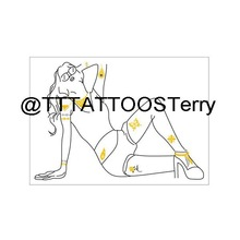 Tattoo Sticker Type and Temporary Feature body art