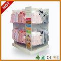 Oreiller pop affichage en magasin, oreiller en carton pop affichage, oreiller pour animaux de compagnie carton pop up display stand