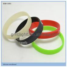 promotional france silicone bracelet