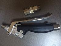 High Quality Silver Glue Gun for Sealant Coating Machine