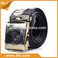 nuevo diseño clásico de la moda de impresión bandalateral cinturón