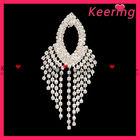 Fashion silver color china wholesale brooch WBR-596