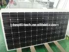 100 watt 120Watt 130 watt poly solar panel, poly photovatic panel solar hot sell and bulk stock in china market of solar panel