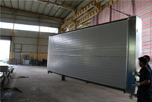 temporary steel shed/farm stainless steel container