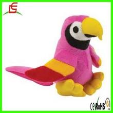 LE C1610 plush toy parrot