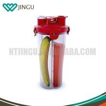2015 New BPA free dual shaker cup