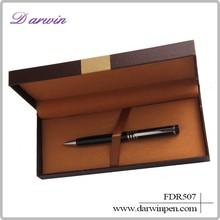 2015 jiangxi best quality advertising quality metal pen set with logo printing