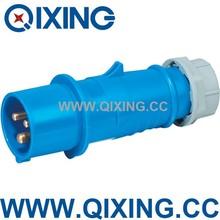 Waterproof Cover IP44 AC 220-250V 16A industrial plug & socket