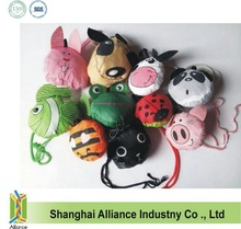 Promotional Nylon Animal Shaped Foldable bag(CFA-0108)