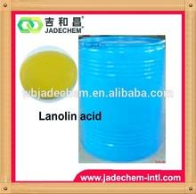Industrial lanolin acid 68424-43-1/ lanolin fatty acid