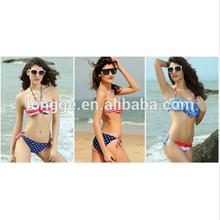bikini con la bandera americana las mujeres bikini bikini nuevo 2014 sexo