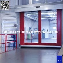 china factory fast speed door interior