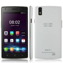 Elephone Brand 5inch HD Quad Core MTK6582 1GB RAM 4GB ROM Dual SIM GPS WIFI 3G Multi Language Elephone G4 Cheap Mobile Phone