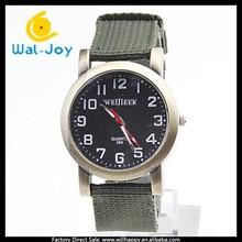 hot sale smart knitting simply design high quality cheap men Weijieer watch(WJ-3028)