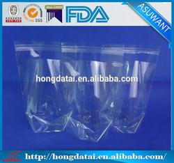 FDA clear opp self adhesive on top bag