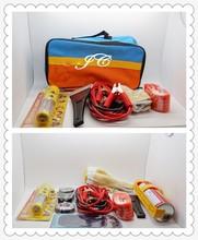 8pcs roadside car emergency kit for many tools