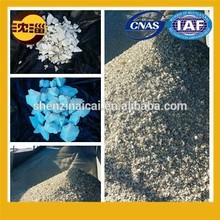 calcined flint clay for refractory calcined kaolin clay clinker white flint hard clay